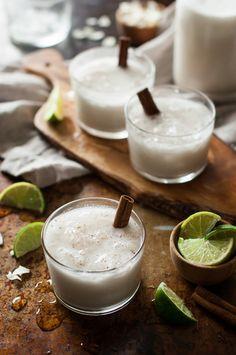 Coconut Horchata - The Kitchen McCabe