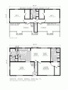 Sb307a Georgetown By Mannorwood Homes Cape Cod Floorplan Floor Plans House Layouts Home Layout Design
