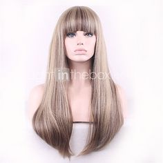 Drag Queen Pelucas Sinteticas Peruca Harajuku Perucas Hair Styles Ombre Wig Synthetic Wigs Perruque Synthetic Women - USD $15.99 ! HOT Product! A hot product at an incredible low price is now on sale! Come check it out along with other items like this. Get great discounts, earn Rewards and much more each time you shop with us!