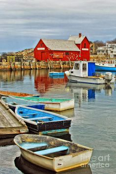 Rockport, MA Not sure about the link.. but pic is beautiful!