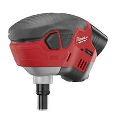 2458-21 Milwaukee M12 Palm Nailer Kit:  The M12™ Palm Nailer provides a portable solution to professional nailing applications without the hassle of an air compressor or hose. (Click the image to see our lower than manufacture price)