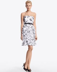 I could wear this out in the field... Ruffle Dress 6e38e01a5