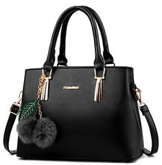 Shop a great selection of Dreubea Women's Leather Handbag Tote Shoulder Bag Crossbody Purse. Find new offer and Similar products for Dreubea Women's Leather Handbag Tote Shoulder Bag Crossbody Purse. Handbags On Sale, Black Handbags, Purses And Handbags, Leather Handbags, Hermes Handbags, Popular Handbags, Cheap Handbags, Big Purses, Gucci Purses
