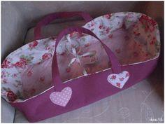 Puppentragetasche mit kostenlose Anleitungen
