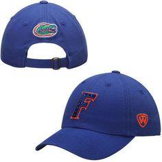 NCAA Florida Gators Top of the World Flair Womens Adjustable Blue Hat