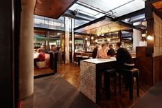 Ludlow Bar  Dining Room - Southbank Venues - Restaurants, Functions