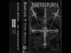 Bloodrain - De Vermis Mysteriis (2001) (Underground Black Metal Russia)