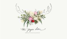 photography floral watercolor design