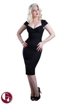 Vintage Lace - Black