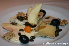 cheese platter @ 'palmenhaus' in vienna (austria)