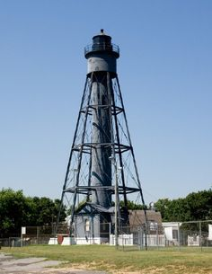 Lighthouses of the United States: New Jersey