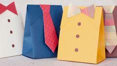 diy tie boxes