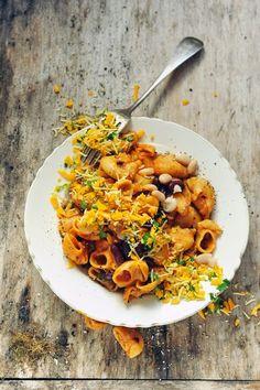 Et si je n'étais qu'un foodist…O qui s'ignore ??? OPP One Pan Pasta au paprika et aux fromages au menu !
