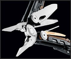 Military Grade The Leatherman Mut Tactical Multi Tool