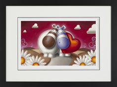 Happy Ever After, by Peter Smith #art #Impossimal #Valentine's