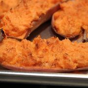 How to Bake Sweet Potatoes Recipe | eHow