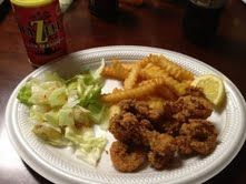 Beazell's Fried Shrimp