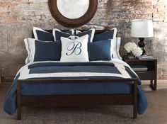 Barclay Butera - Luxury Bedding Collections, Custom Bedding, Bed Linens - Bel Air Collection