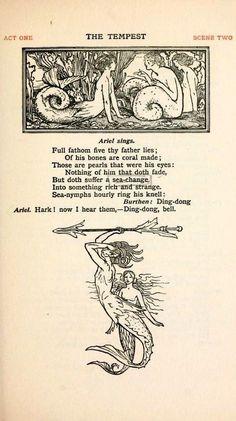 paul woodroffe, artist | William Heath Robinson (artist) - The Tempest - Shakespeare.