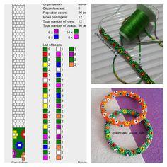 Peyote Patterns, Bead Crochet, Friendship Bracelets, Beads, Crafts, Jewelry, Instagram, Diy And Crafts, Bracelets