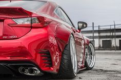 2015 Lexus RC 350 F Sport SEMA 2014 /// LEXUS LETS ITS HAIR DOWN WITH WILDLY CUSTOMIZED SEMA SHOW CARS