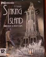Sinking island - Benoit Sokal