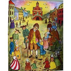 Caldecott medal winners Ingri Edgar Parin D'Aulaire captured Benjamin Franklin's charm, genius and humor in this children's MASTERPIECE!!