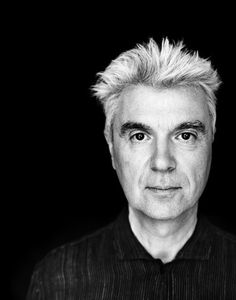 David Byrne-The Talking Heads