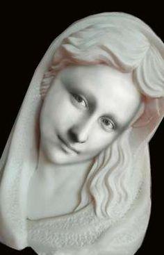 Escultura de Mona Lisa