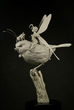 Tinkerbell, Patrick MASSON on ArtStation at https://www.artstation.com/artwork/26YQK?utm_campaign=notify&utm_medium=email&utm_source=notifications_mailer