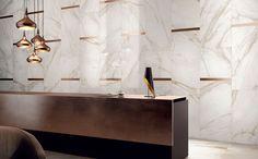 #Flaviker #Supreme Golden Calacatta Teilpoliert Lux 60x60 cm SP6013L   #Feinsteinzeug #Marmor #60x60   im Angebot auf #bad39.de 44 Euro/qm   #Fliesen #Keramik #Boden #Badezimmer #Küche #Outdoor