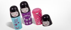 Quirky beauty gifts - Mad Beauty - Japanese Doll Lipgloss