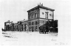 Aspang Bahnhof...