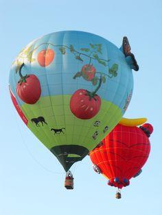 Cool Balloons.