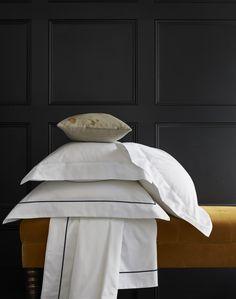 The guest bedroom guide Mustard Bedding, Linen Bedding, Bed Linens, Bed Sets For Sale, Grey Interior Design, Grey Home Decor, Kids Blankets, Luxury Bedding Sets, Cool Beds