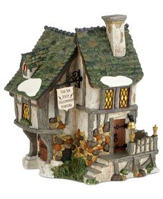 Department 56 Dickens' Village The Six Jolly Fellowship Porters Collectible Figurine - Christmas Villages - For The Home - Macy's
