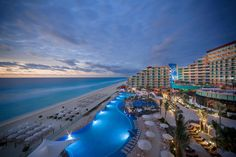 The newly remodeled Hard Rock Cancun,Loved it..