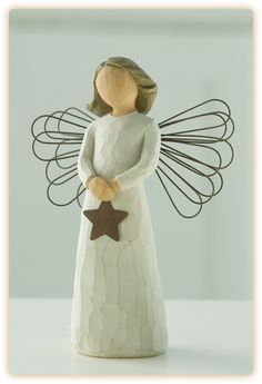 Willow Tree figurine, Angel of Light