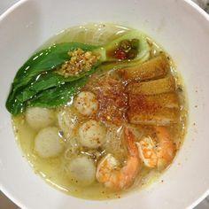 Resipi Bihun Sup Chinese Style Paling Sempoi Mudah Rasa