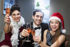 33 Christmas Party Games for the Office or Your Holiday Party: Christmas Movie Drinking Game