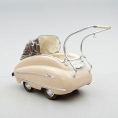 Baby carriage, Hasa, 1950s. - Bukowski Market