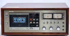 TEAC A-800 - Numérisation Transfert Copie de cassette audio sur CD Audio et MP3 Pro - www.remix-numerisation.fr
