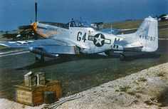 Main article: North American P 51 Mustang Further information: North American A 36, F 82 Twin Mustang The North American P 51 Mustang was an American long range single seat fighter aircraft that entered service with Allied air forces in the…