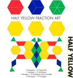 math worksheet : pattern block fraction task cards  pattern blocks fractions and  : Pattern Block Fractions Worksheet