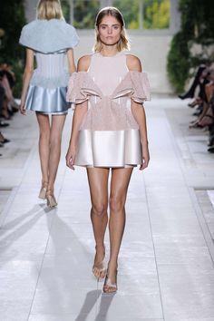 Balenciaga Printemps/Eté 2014, Womenswear - Défilés (#16544)