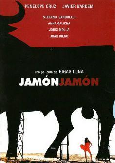 1992 Spanish film poster by Bigas Luna