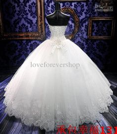 Luxury Wedding Dresses 2013 | Lace Crystals 2013 Sexy Luxury Cathedral Wedding Dresses Bridal Gowns ...