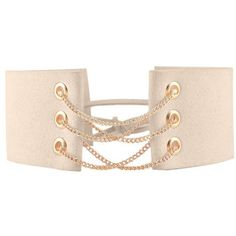 Aristocrat Choker ($12) ❤ liked on Polyvore featuring jewelry, necklaces, accessories, chokers, choker necklace, thick choker necklace, tie chokers, thick necklace and choker jewelry