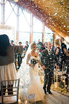 Stunning wedding ceremony at Edgewood Tahoe, in gorgeous South Lake Tahoe... the perfect place for your destination wedding. #winterwedding #destinationwedding http://www.TahoeWeddingSites.com