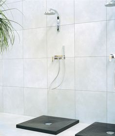 WATER DROP 80 - Designer Shower trays from Ceramica Flaminia ✓ all information ✓ high-resolution images ✓ CADs ✓ catalogues ✓ contact. Water Drops, Minimalist Design, Showers, Shower Trays, Interior Design, Baths, Surface, Check, Nest Design
